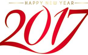 Картинка текст, праздник, цифры, число, открытка, 2017