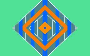 Обои абстракт, геометрия, фигуры