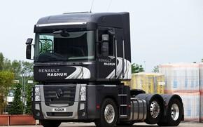 Картинка Renault, Magnum, Worldwide