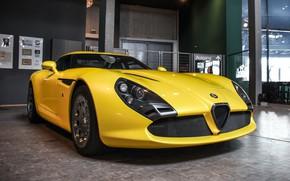 Картинка Alfa Romeo, Coupe, TZ3, Zagato, Stradale
