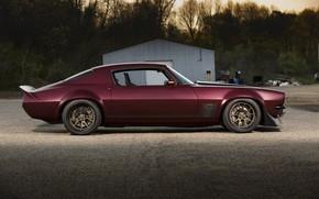 Картинка 1971, Chevrolet Camaro, Muscle car, Custom