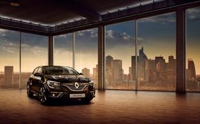 Картинка Renault, рено, меган, Megane