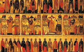 Картинка религия, икона, православие, Семь Вселенских Соборов