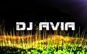 Картинка Music, Cover, DJ, Particle