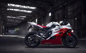 Обои Bike, Yamaha