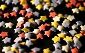 Картинка фон, цвет, звёзды