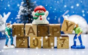 Картинка праздник, Новый Год, фигурки