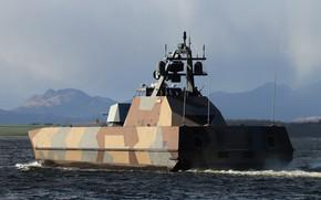 Картинка P960, KNM Skjold, норвежский ракетный катер, Щольд