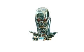 Обои робот, Терминатор, Киборг