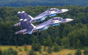 Картинка Su-30 SM, истребитель, Су-30СМ, многоцелевой