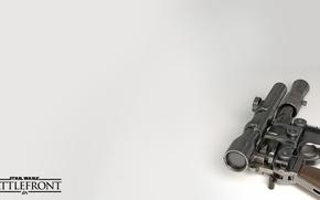 Картинка pistol, weapon, DL-44 Heavy Blaster Pistol, BlasTech Industries, Electronic Arts, EA Games, gun, blaster, game, ...