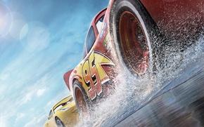 Обои Тачки 3, Movie, Cars 3, Pixar