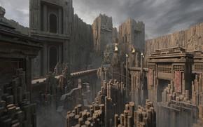 Картинка сооружения, League of Gods, Final Battle Scene