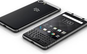 Картинка Google, hi-tech, smartphone, Google Chrome, tecnology, Blackberry, Play Store, Blackberry KEYone