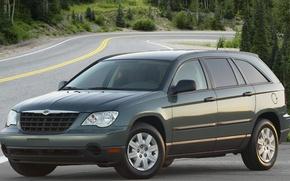 Картинка Chrysler, минивэн, Pacifica
