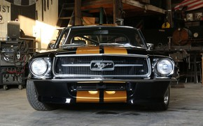 Картинка Ford Mustang, 1967, Fastback