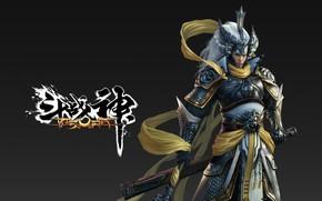 Картинка оружие, меч, воин, арт, уровень, lvl, asura online, Chinese Game Industry