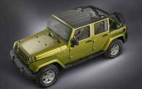 Картинка внедорожник, Wrangler, Jeep