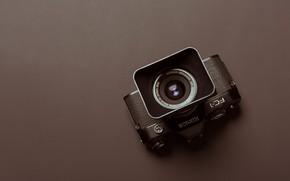 Картинка фон, цвет, камера, Konica HEXANON AR 28mm f3.5