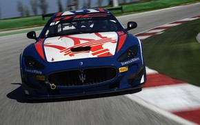 Картинка Maserati, Racing, Gran Turismo, Mc Trofeo race
