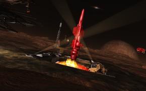 Картинка ракета, установка, пуск, deep building schacht, 4.3.2.1.0.-1