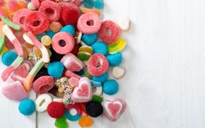 Картинка сладости, сахар, мармелад