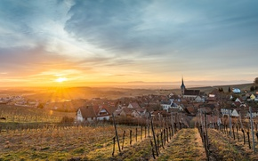 Картинка France, Alsace, Blienschwiller