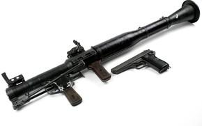 Обои cz52, Ручной противотанковый гранатомёт, РПГ, пистолет