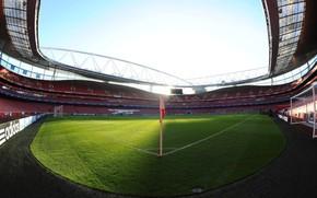 Картинка wallpaper, sport, stadium, football, Emirates Stadium, Arsenal FC