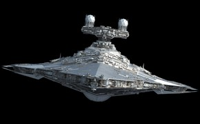Картинка Space, Star wars, Ship