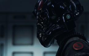 Картинка фон, Star Wars, шлем, Star Wars Battlefront II