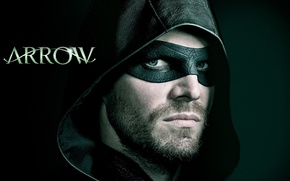 Картинка Green Arrow, Arrow, Оливер Куин, Stephen Amell, Oliver Queen, Стивен Амелл, Зеленая Стрела