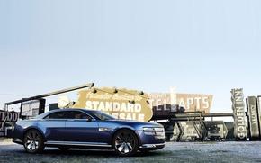 Картинка Ford, седан, Interceptor