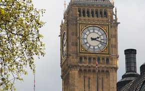 Картинка Англия, Лондон, Биг-Бен