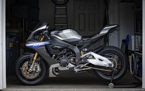 Картинка стиль, мотоцикл, байк, Yamaha R1M