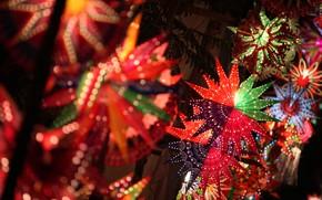 Картинка украшения, звезда, Новый Год, Рождество