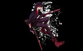 Картинка оружие, аниме, арт, парень, Ensemble Stars!, Nagumo Tetora