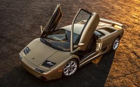 Обои Lamborghini, суперкар, Diablo, ламборгини, диабло