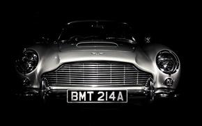 Картинка Aston Martin, James Bond, DB5, Skyfall