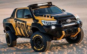 Картинка Concept, Hilux, Tonka, 2017 Toyota Hilux Tonka Concept