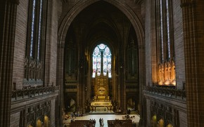 Картинка Cathedral, Liverpool, Wedding