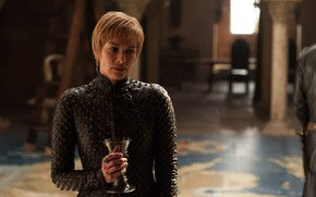 Картинка A Song of Ice and Fire, queen, season 7, Cersei Lannister, Game Of Thrones, tv …