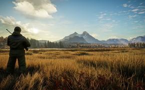 Картинка пейзаж, природа, охотник, The Hunter, The Hunter: Call of The Wild