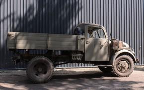 Картинка легкий, автомобиль, военный, Steyr, 1500 A