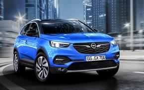 Картинка Opel, 2017, Grandland X