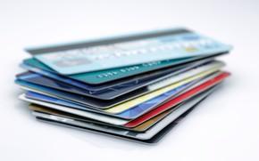 Картинка plastic, banks, credit cards, debit