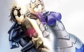 Картинка аниме, арт, Fate/Grand Order, fate/grand order