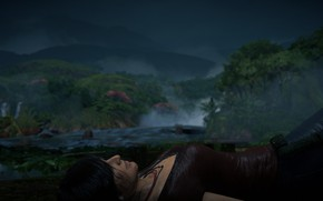 Картинка Nature, Uncharted, Chloe Frazer, Uncharted: The Lost Legacy