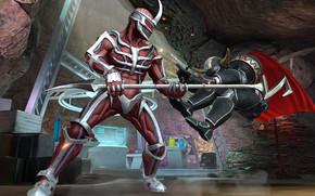 Картинка игра, Android, game, wars, legacy, fight, Power Rangers, Могучие рейнджеры, Power Rangers: Legacy Wars, на …