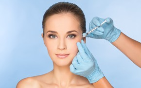 Картинка model, face, surgeries